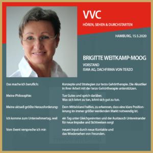Brigitte Weitkamp-Moog