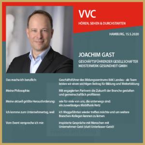 Joachim Gast